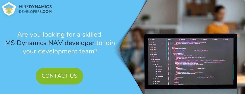 hire navision developer in ukraine